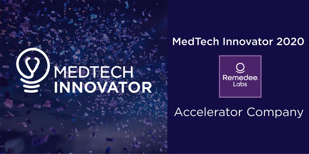 Remedee Labs joins MedTech Innovator Accelerator